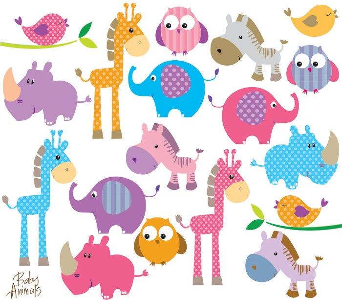Owlet clipart birthday party Best on 36 Giraffe Clipart