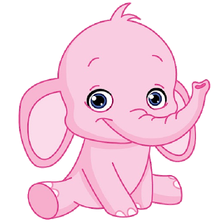 Coture clipart cartoon Cute Elephant Cartoon Cute on