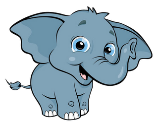 Animal clipart elephant Clipart Images Cute Clipart Free