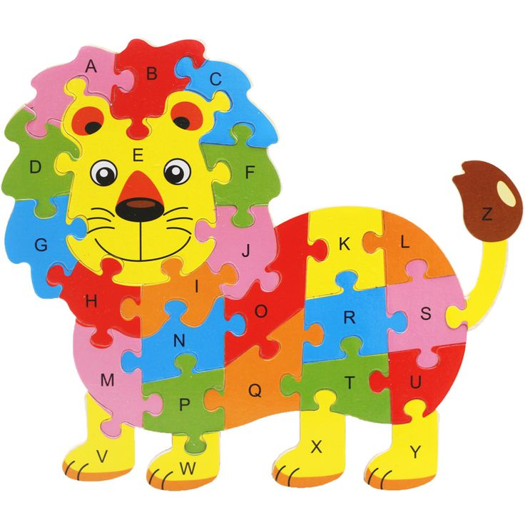 Toy clipart puzzles #5