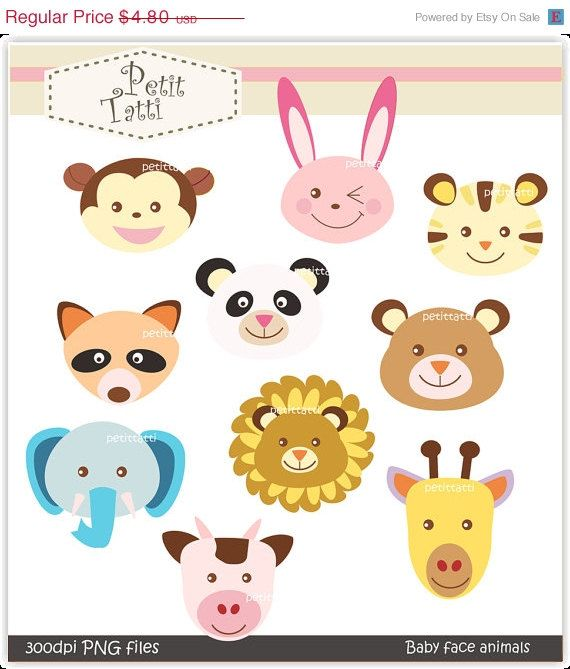 Zoo clipart small animal Clipart baby best art clip