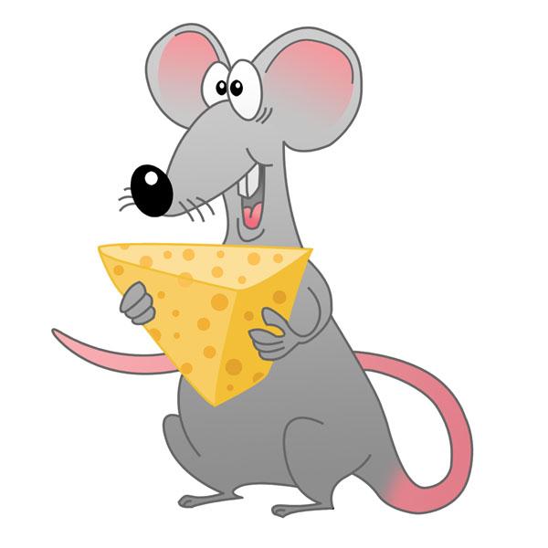 Drawn rat funny Mice Squirrels rats cartoon cartoon