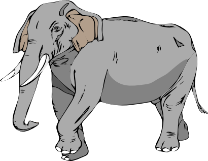 Realistic clipart realistic animal #2