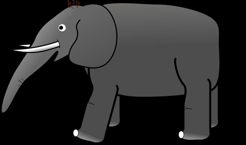 Asian Elephant clipart gray elephant Elephant Download Art Grey Elephant