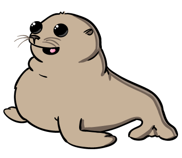 Elephant Seal clipart Free Seal Panda Images Clipart