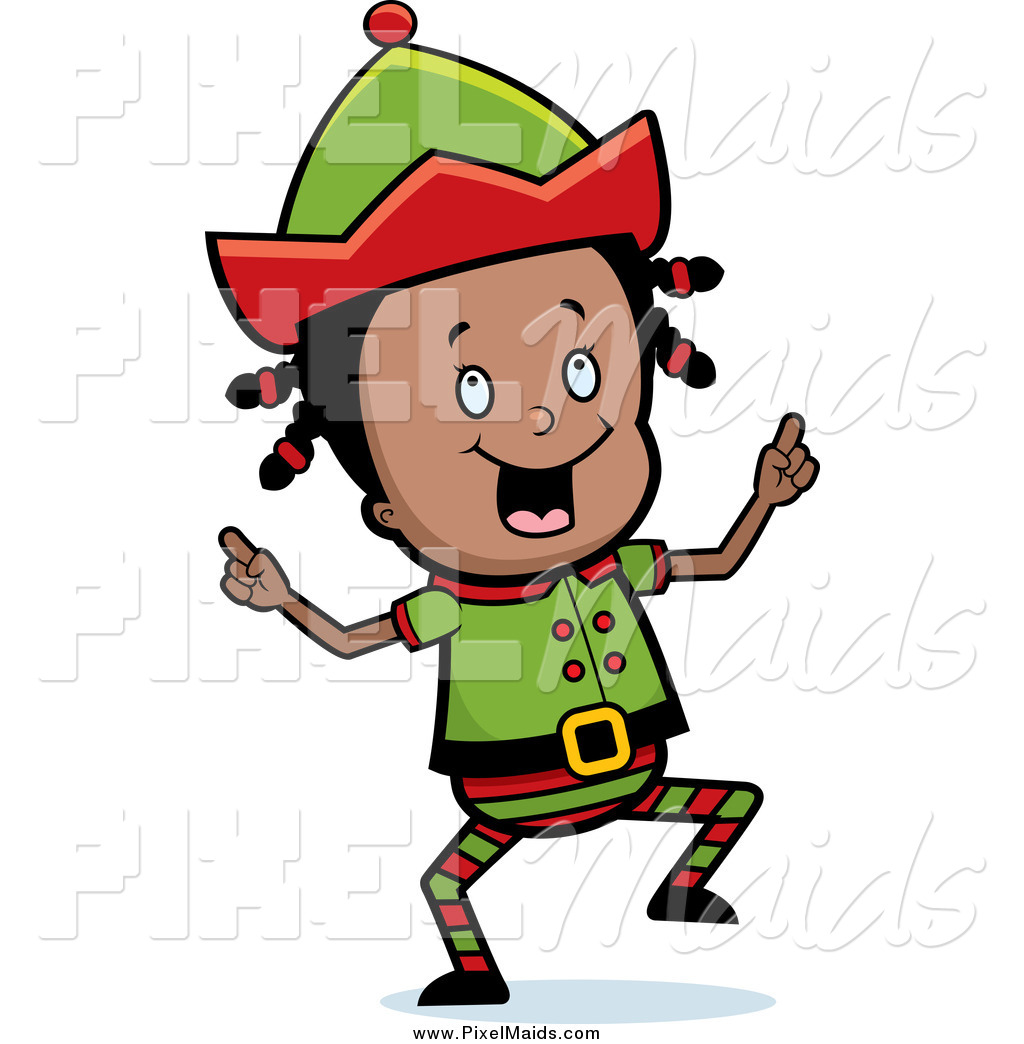 Elf clipart african american Designs Black Dancing Stock Free