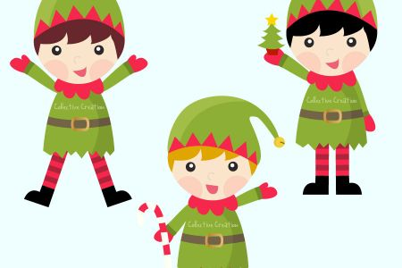 Elf clipart animated Working by Personal DA Clip