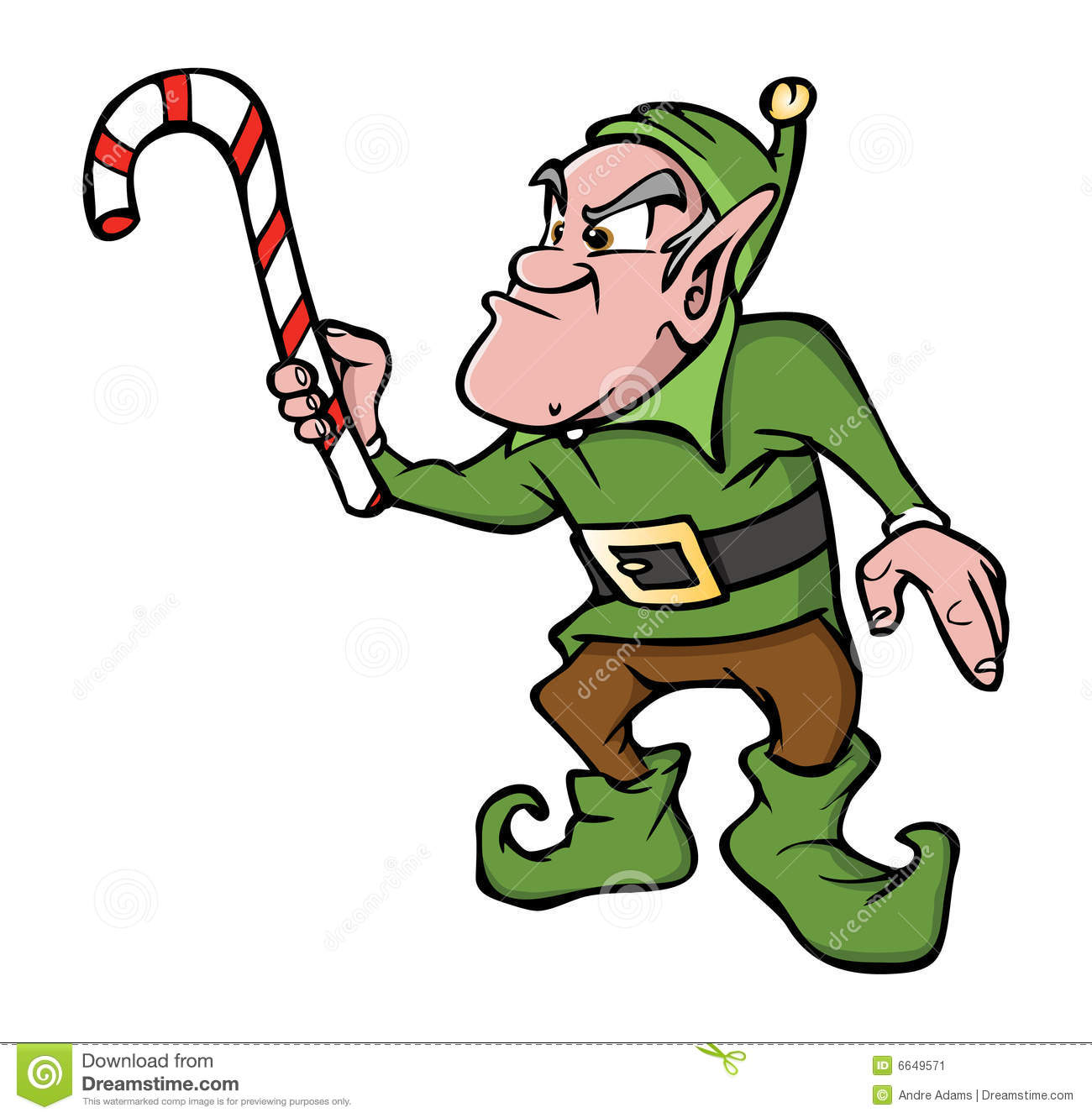 Elf clipart animated Clipart Angry Animated Elf