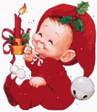 Merry Christmas clipart child  images more BabyWinter Animal