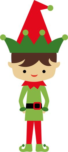 Elf clipart boot Illustrations Christmas✮ JW More cute