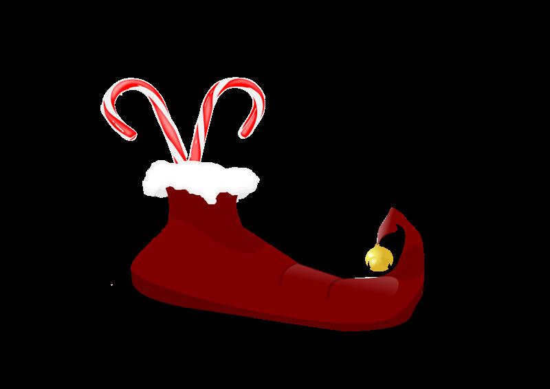 Elf clipart boot Boot Clip Art Elf Elves