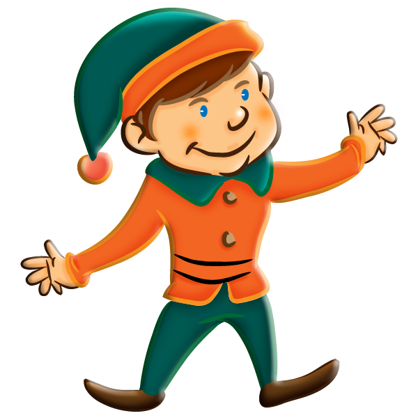 Elf clipart tights Image archives elf pictures hd