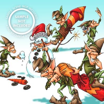 Elf clipart cheeky Save in Elves Cheeky Digital