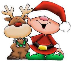 Elf clipart children's Christmas Christmas  Clipart cuties