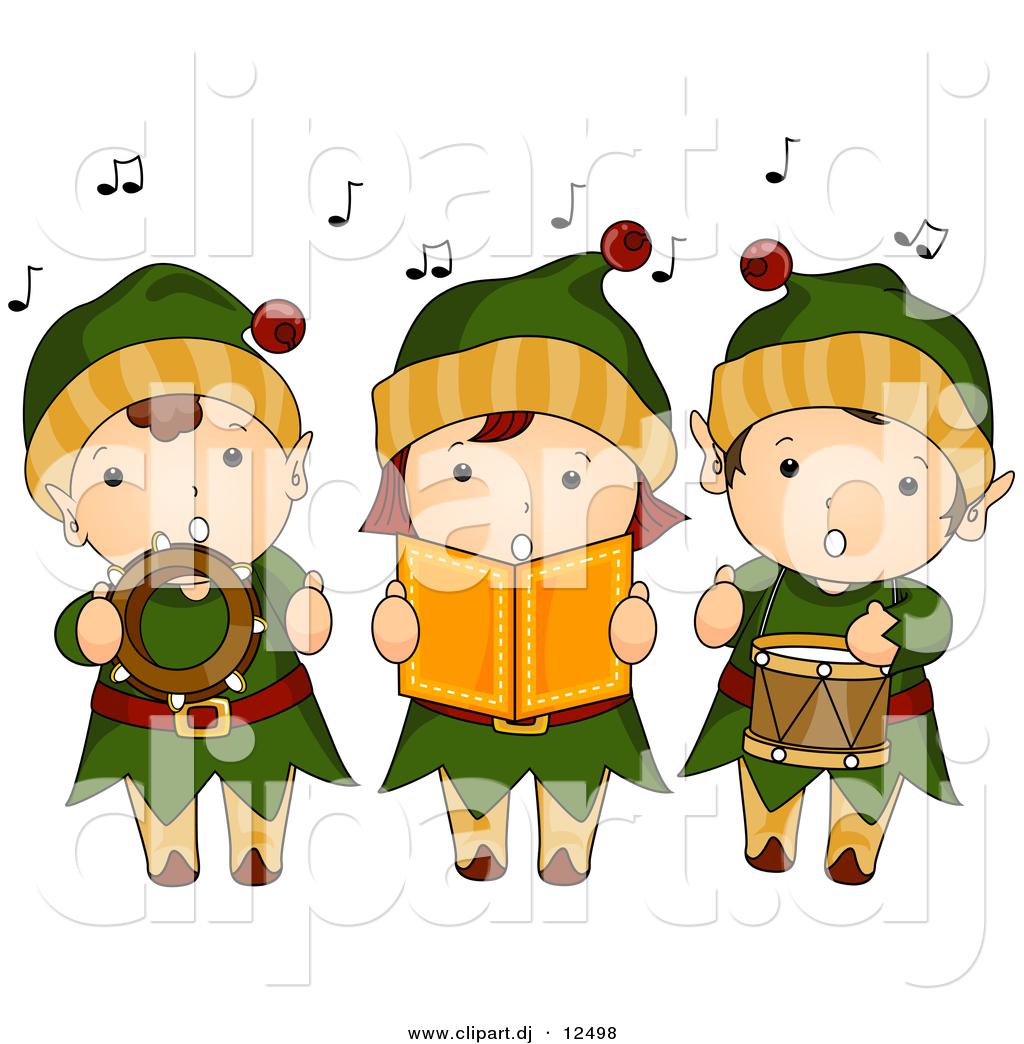 Elf clipart children's Of Vector Clipart Cartoon Collection