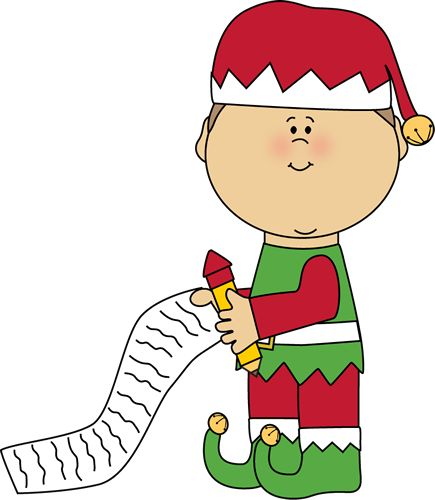Elf clipart christmas gifts Here ClipartChristmas for elves images