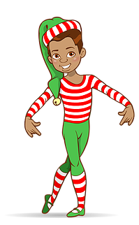 Elf clipart christmas spirit To boys land Little sends