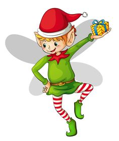 Elf clipart christmas spirit  3 hd com pictures