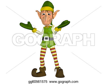 Elf clipart confused Confused Drawing Clipart a background