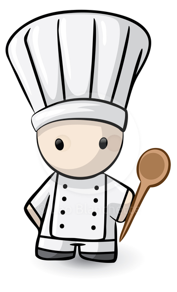 Kitchen clipart small Spoon du Chef ready Jour