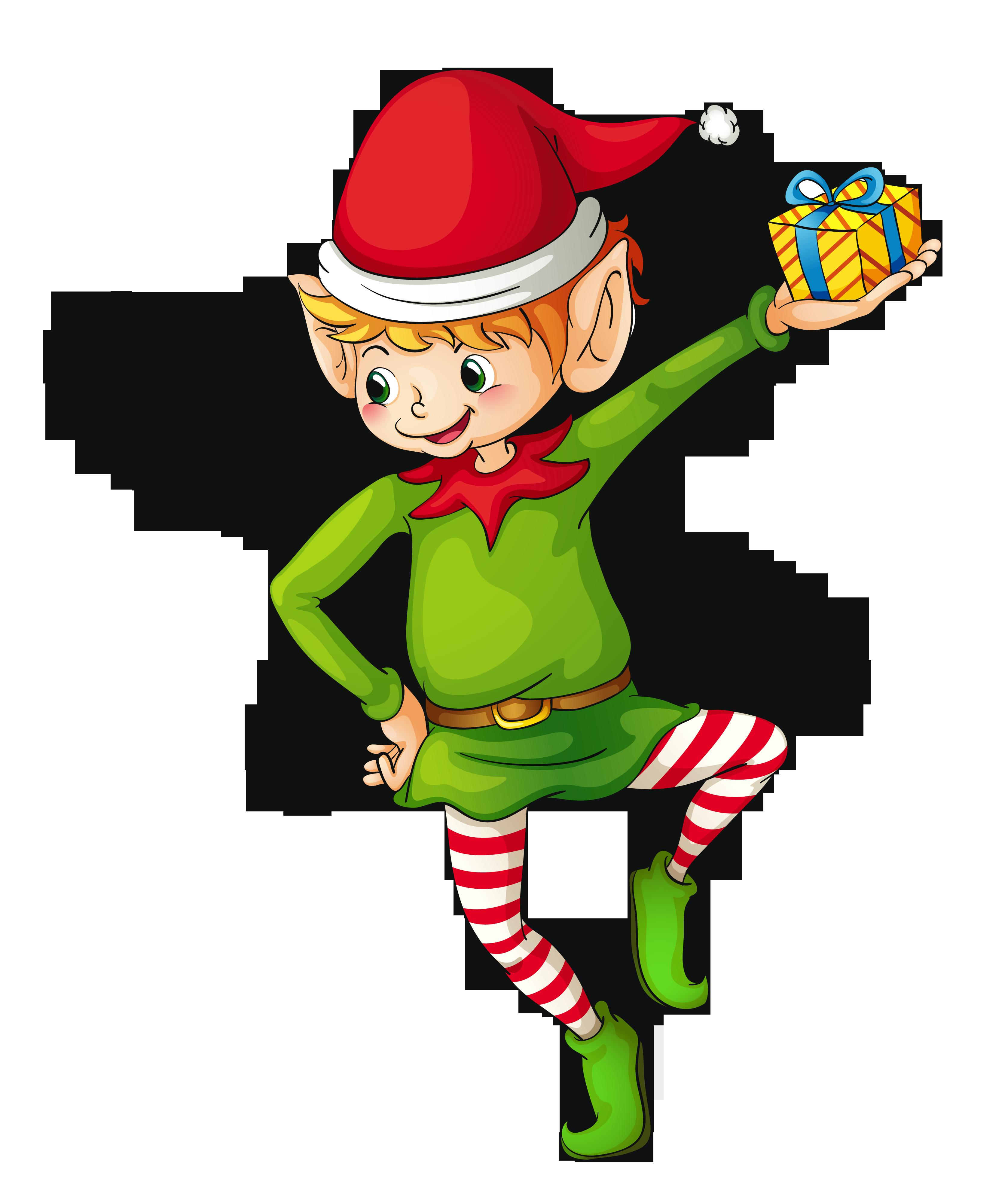 Elf clipart cute Cute cute clipart 0 Christmas