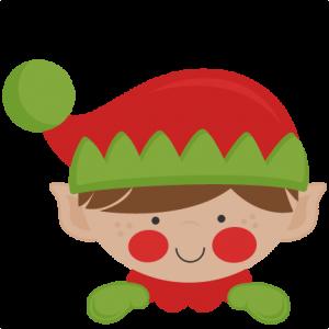 Elf clipart cute Elf cute pazzles cute free
