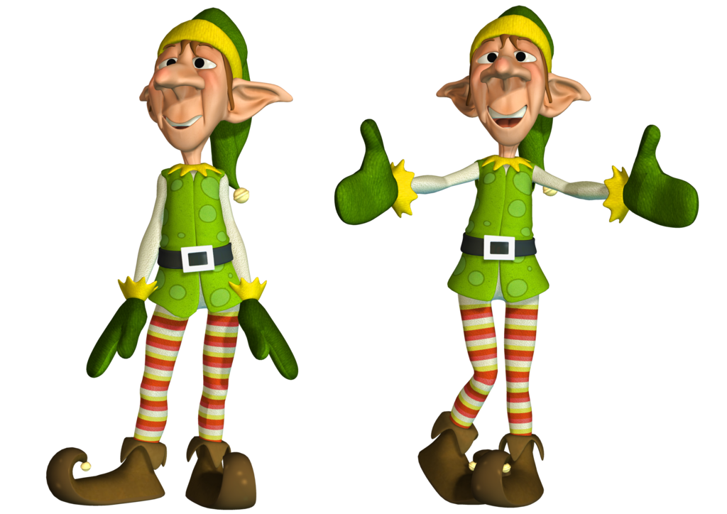 Elfen clipart xmas All Group Transparent Christmas Elves