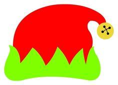 Elf clipart elf hat CLIP Graphics Topper Hat ART