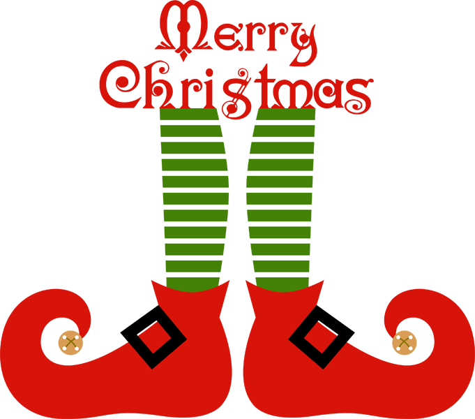 Pointed Ears clipart holiday hat Shoes shoes Elf com clipart