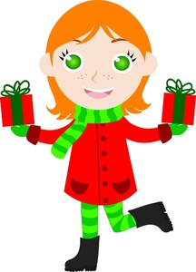 Elf clipart excited Free with Excited Clipart with