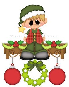 Elf clipart excited Shelf (Boy) clipart Pinterest and