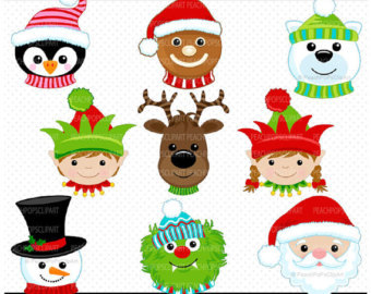 Snowman clipart silly Art Free Christmas Clipart Silly