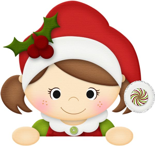 Elf clipart girly 775 about CHRISTmas on best