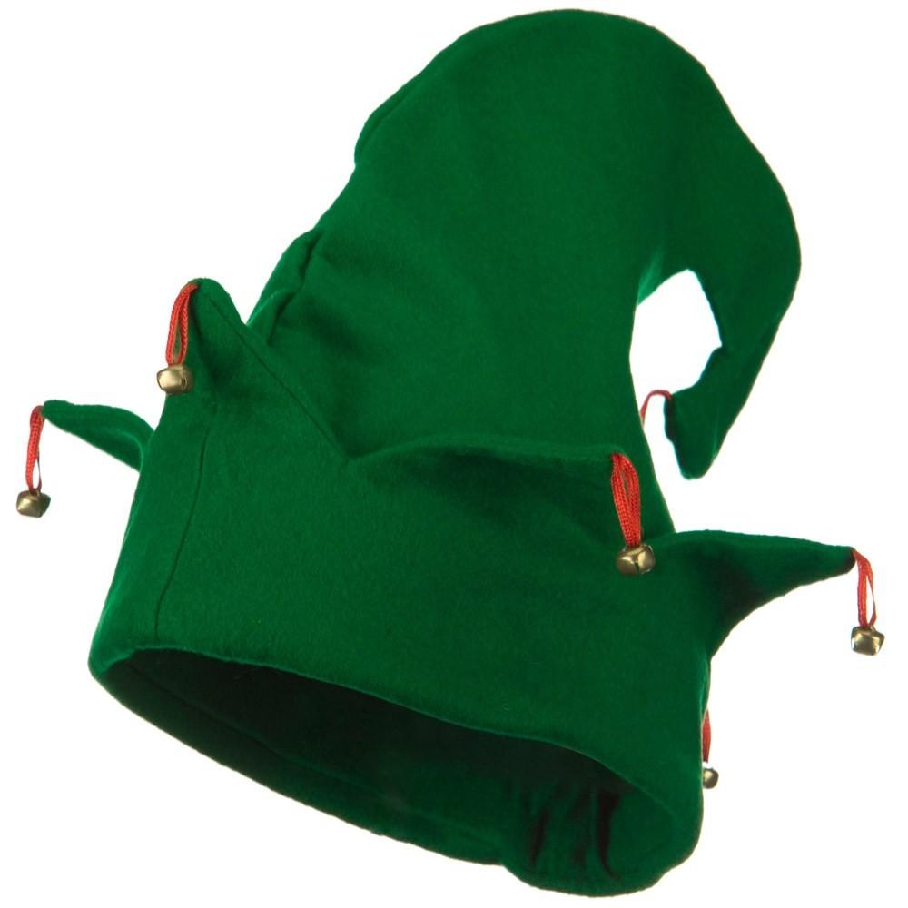 Elf clipart green santa hat Green Festive Hat Crafthubs Hat