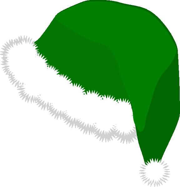 Elf clipart green santa hat Download Clip as:  clip