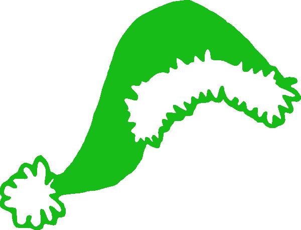 Elf clipart green santa hat Download Hat as:  vector