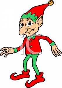 Elf clipart happy Elf Clipart Picture Royalty Happy