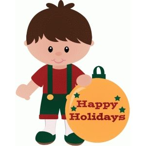 Elf clipart happy holiday Store Christmas 107 Silhouette images