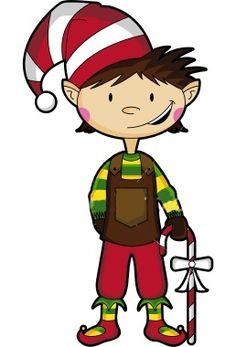 Elfen clipart santa's workshop Elves Christmas Christmas Holidays Day