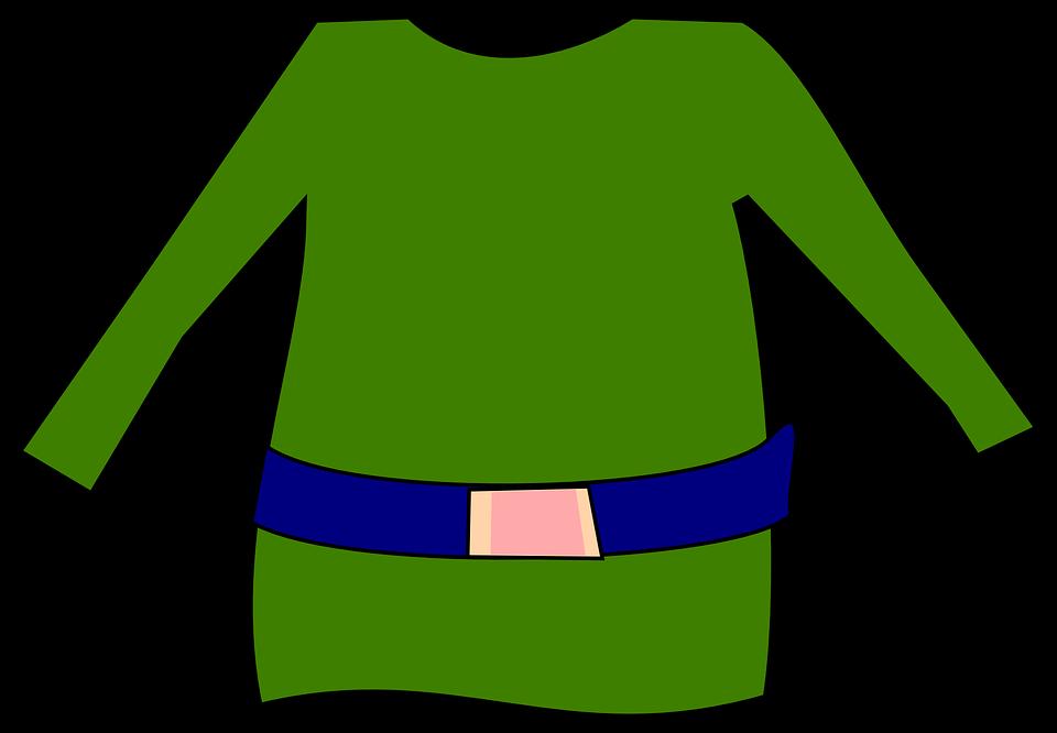 Elf clipart pants #9