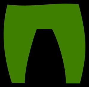 Elf clipart pants #2