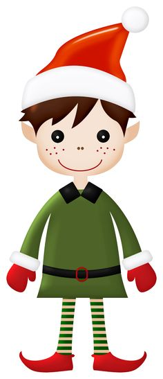 Elf clipart party  cute and LITTLE 8104887
