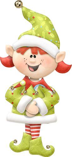 Elf clipart party Images Christmas Авторские / /