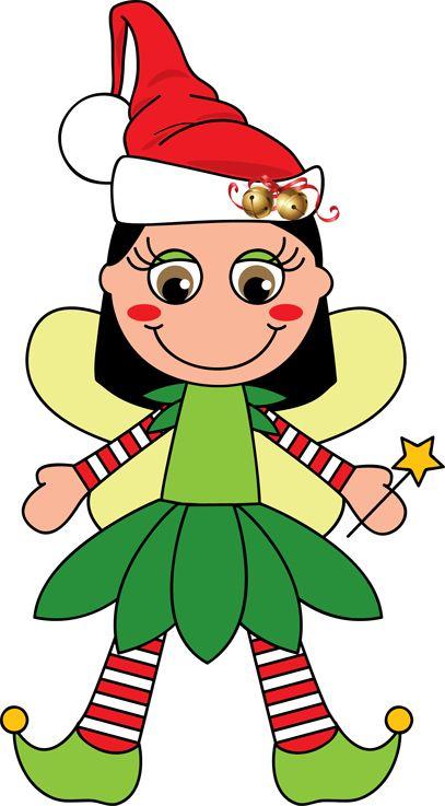 Elf clipart person Fairy Cute images best Pinterest
