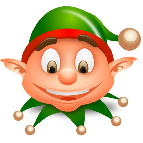 Elfen clipart small Elf Free Free Cliparts on