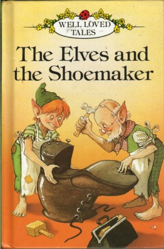 Elf clipart shoemaker Charities in elves story shoemaker