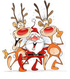Gallery clipart funny christmas Christmas reindeer Christmas Picture… and