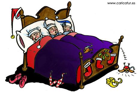 Elf clipart sleepy Allan Market! Christmas – Caricatures