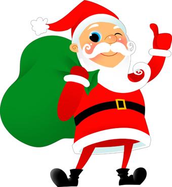 Elf clipart sleepy Art art clip Free Santa