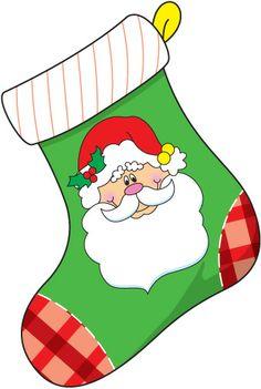 Elf clipart socks Stockings applique Christmas (81+) clipart